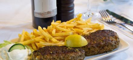 Griechisches Restaurant Bifteki