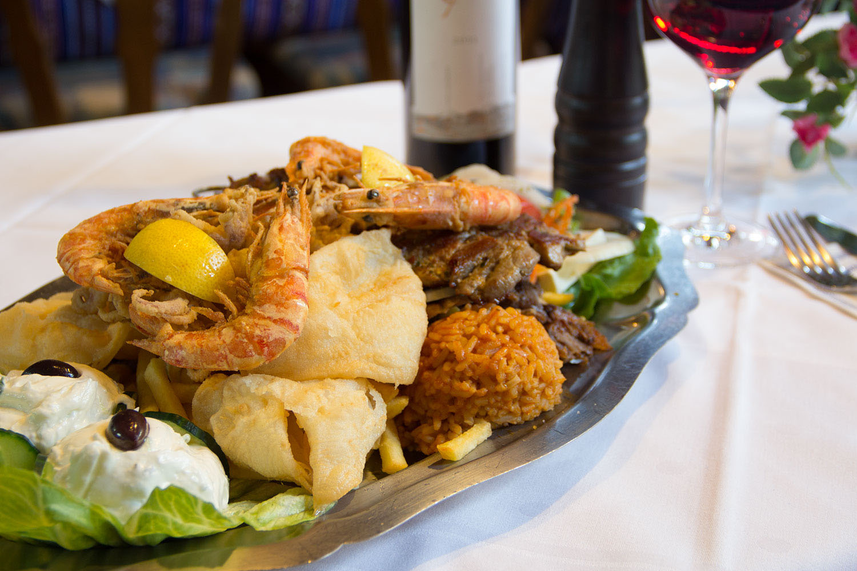 Griechisches Restaurant | Reiterschänke | Schweinfurt