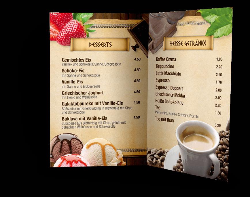dessert-karte